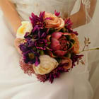 Free-Form Others Bouquets Fabric