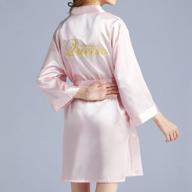 Her Gifts - Personalized Robe