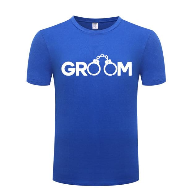 Groom Gifts - Personalized Apparel