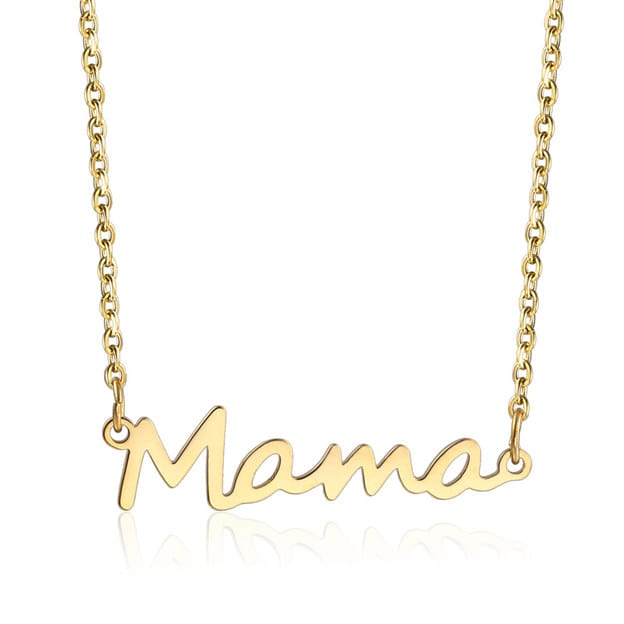Mom Gifts - Personalized Necklace