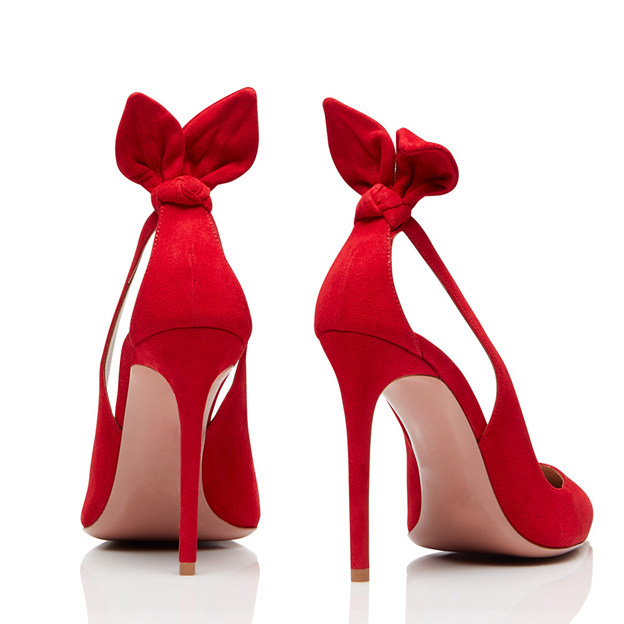 Women's PU With Hollow-out Heels Sandals Fashion Shoes